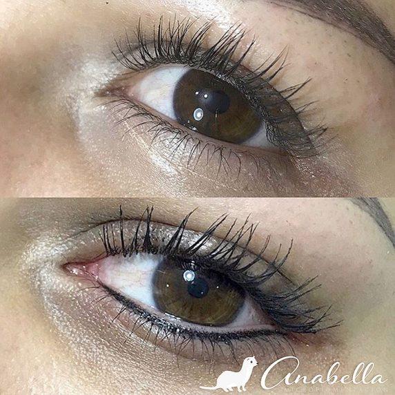 Eyeliner inferior
