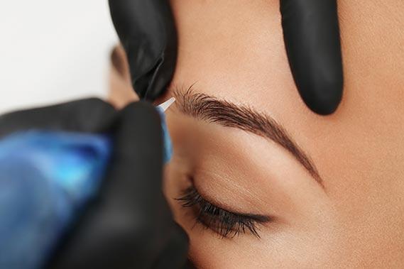 micropigmentacion cejas pelo a pelo Alcorcon